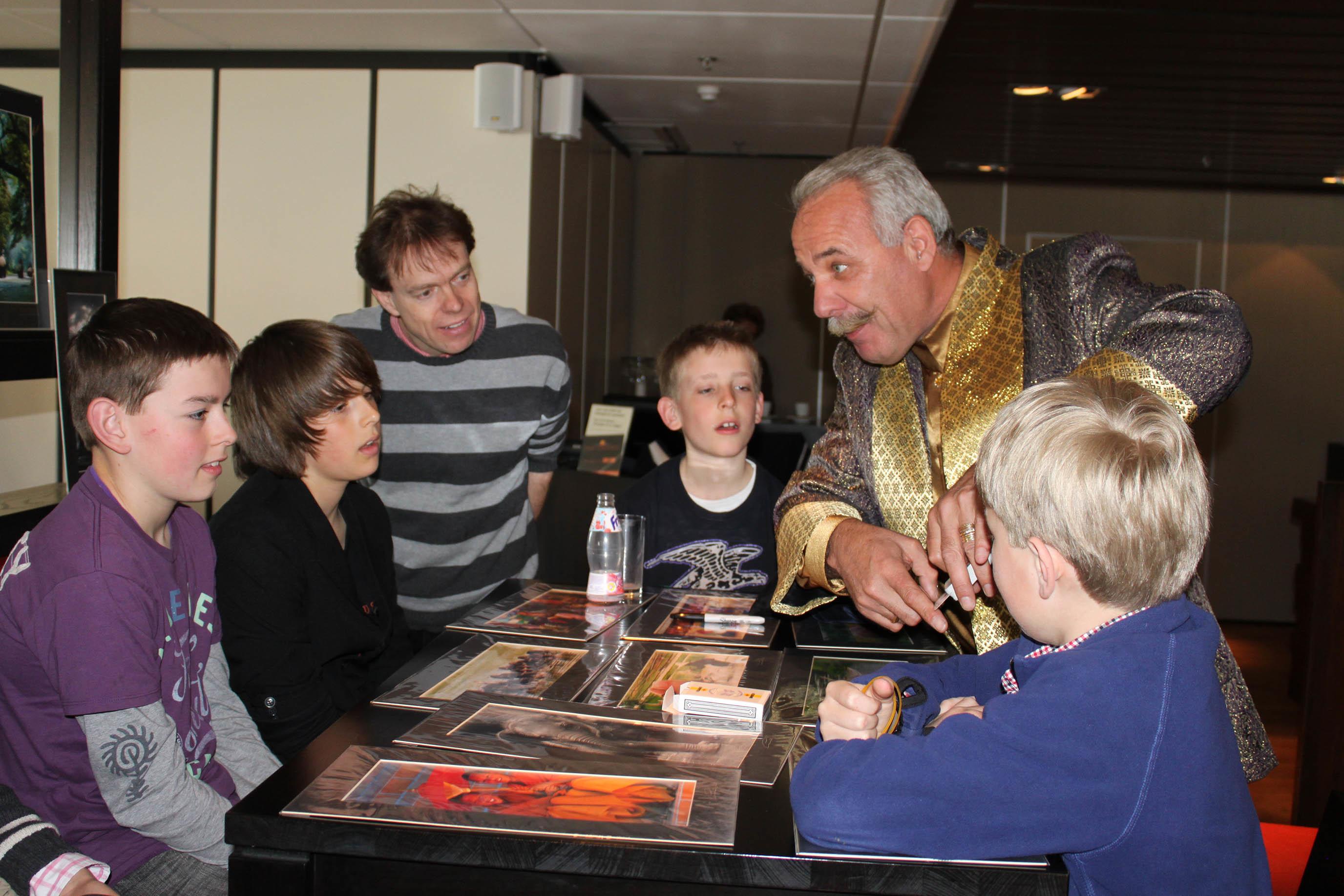 table magic-henk romeijn