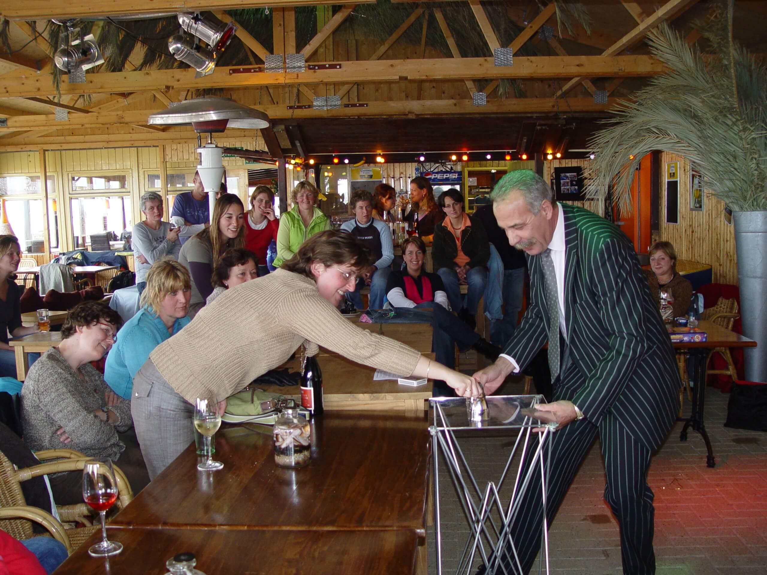 workshop goochelen - henk romeijn
